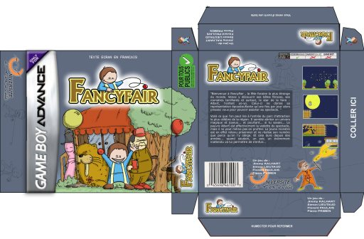 Fancyfair. OST du jeu. 2005