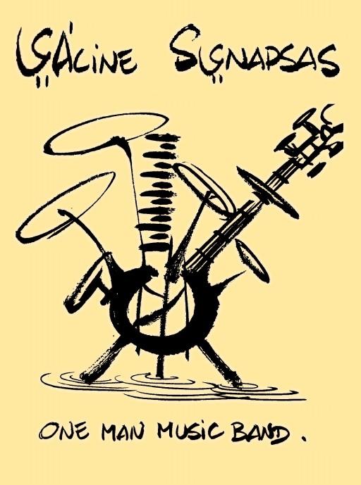 Yacine Synapsas. 2006. 6 titres.